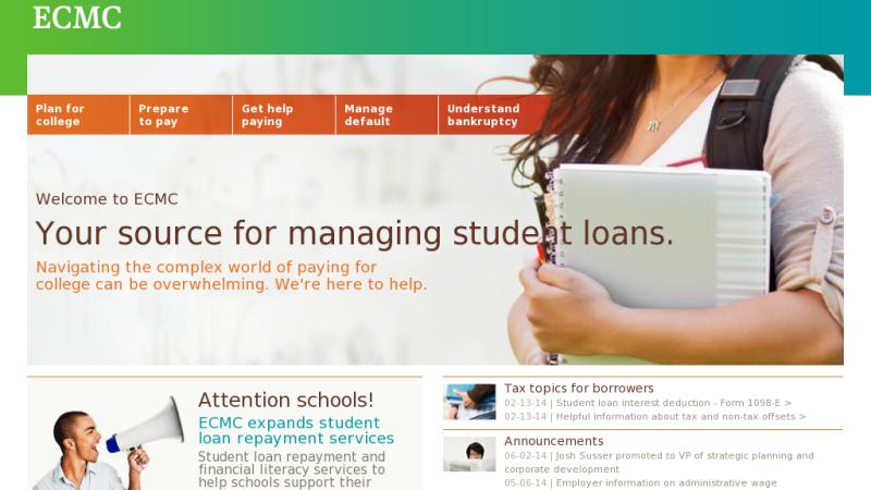 Educational Credit Management Corporatio